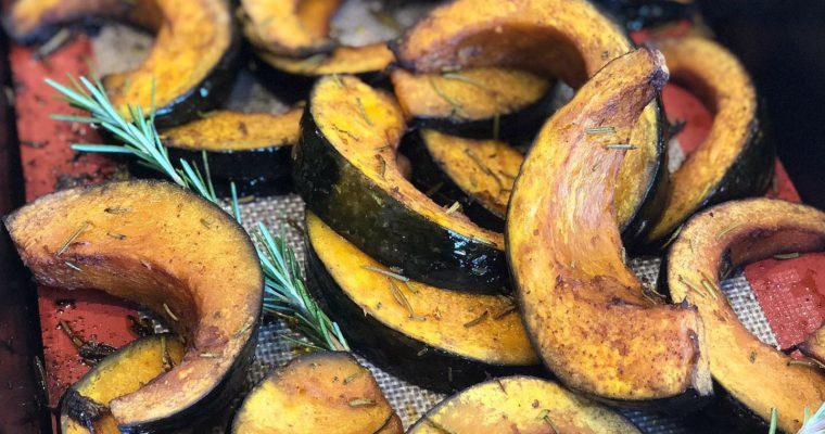 Balsamic Spiced Pumpkin